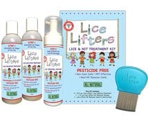 Lice Lifters Chadds Ford Small Treatment Kit