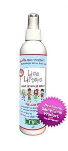 Lice Lifters Chadds Ford Mint Detangler